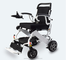 Electric Power Wheel Chair For The Handicapped