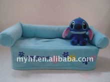 Sofa plush Toys sitting a Stitch 2011 best Christmas gift