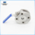 Industrial stainless steel wafer type flanged ultra thin Italian ball valve