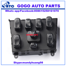 High quality Power Window Switch 1638206610For M.B <strong>W163</strong>/ML55 AMG / ML320/ML430