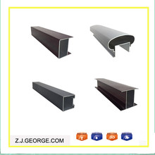 aluminium profile to make handrail,stairs, fence