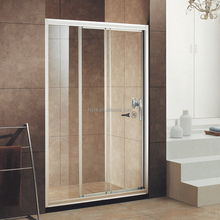 Simple design aluminum glass shower room with low price