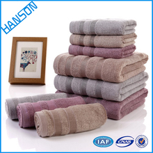 High Level Soft Terry Cotton Jacquard Weave Dundee Bath Towels