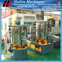 Plastic High Speed Mixer Unit Heater and Cooler Mixer Machine pipe static mixer