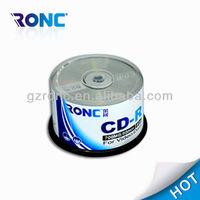 50pcs/cake box packing mini dvd rw wholesale