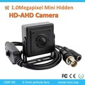 High quality ! 1.0 MP 1.3MP2.0 MP MINI Pinhole IR Dome HD-AHD Camera