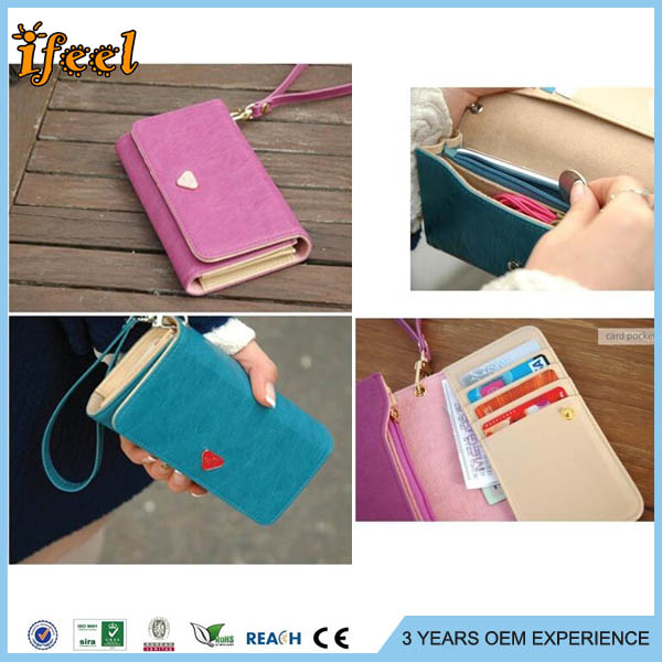 Pu leather card holder flip wallet stand leather case for iphone 7,case leather for iphone 7,wholesale cell