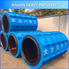 the price concrete cement culvert pipe spining machine with good quality