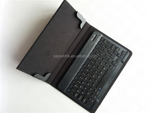 Direct insertion wireless bluetooth keyboard for android tablet