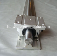 High quality circular linear motion guide TBR - C series elevator guide rail alignment for linear motion