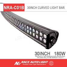 N2 Guangzhou Wholesale Auto ATVs Truck Car 30 inch 180W Lifetime IP68 LED Light Bar Offroad