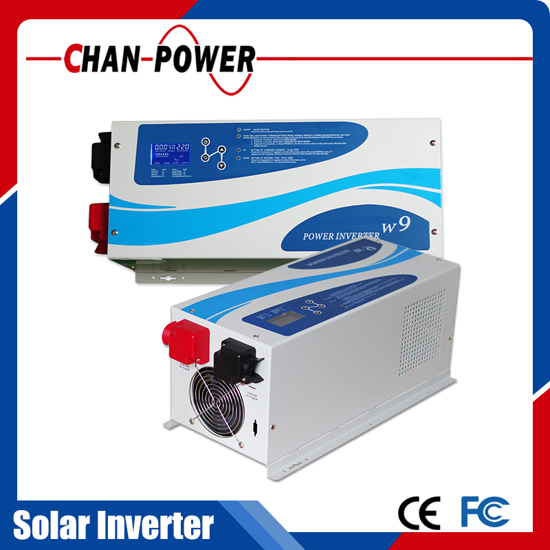 Hot Selling CHANPOWER solar inverter 300w/700w/1200w low frequency solar inverter with competitive price