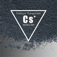 Cesium Tungsten Bronze NANO Powder plastic film ram materials