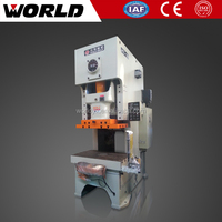 Double hand control buttons JH21 hydraulic press brake