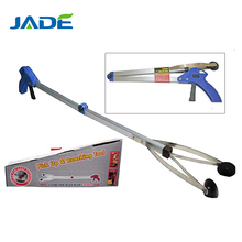 Foldable Garbage Pick UP Grabber Tool, Long Reach Trash Litter Picker,Handle Claw Reach Up Tool Wholesale