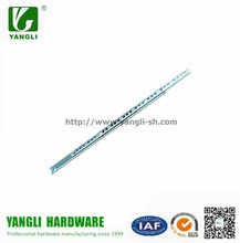 YANGLI 17mm mini ball bearing drawer slides