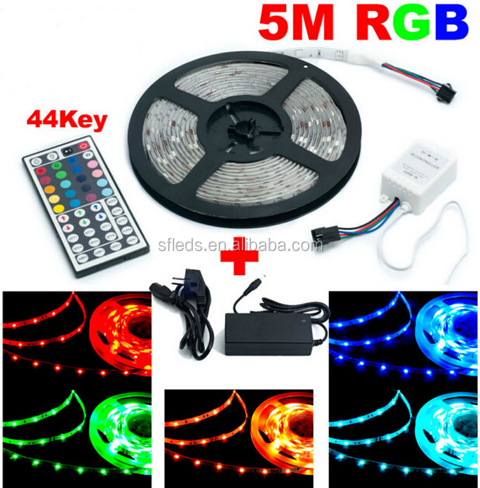 CE/RoHs Approval high lumen cheap flexible No-waterproof rechargeable 12W/M SMD 5050 flexible cheap led strip