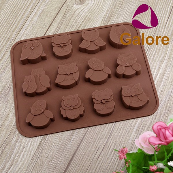 Baking Tools Equipment Cake Soap Maker Wholesale 3D Silicone Molds