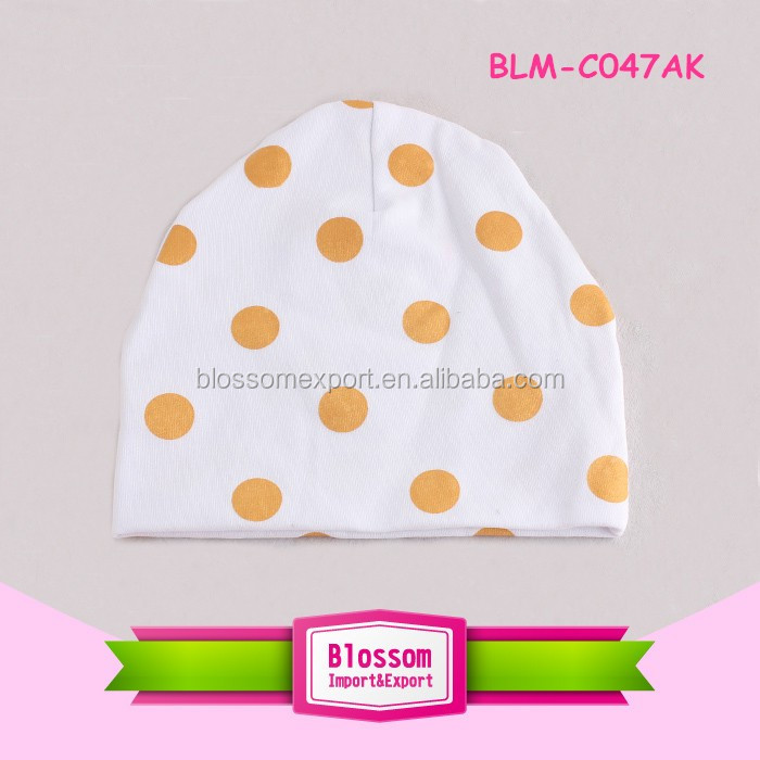New arrival cotton baby boy hats knitted hospital beanies hats and caps custom cute baby hats
