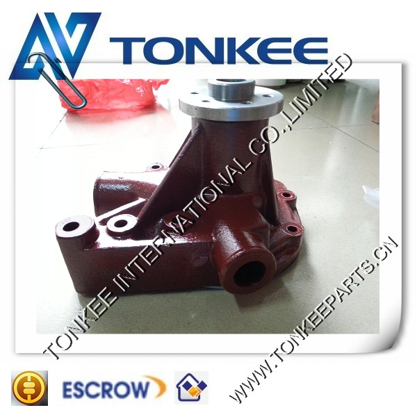 DOOSAN D1146 water pump,D1146 water pump for excavator 65.06500-6145