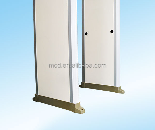 Hi-tech Walkthrough Metal Detector Excellent Walk Through Door Frame Metal Detector MCD-800C
