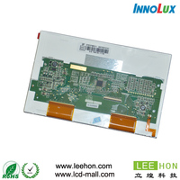 Innolux AT070TN83 V.1 7 inch lcd module with ROHS for portable DVD