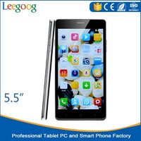 5.5 inch LTE 4G smart phone with MTK 6735 Quad core