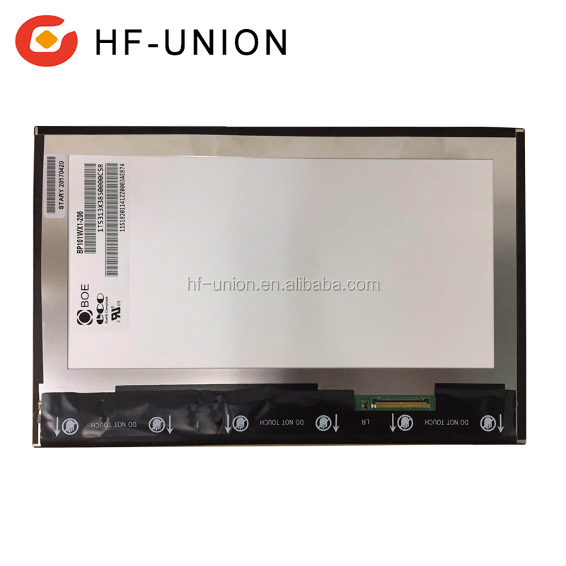 BOE Android Tablet MID replacement panel 10.1inch LCD screen BP101WX1-206 WVGA HD 1280*800IPS lvds 40pins
