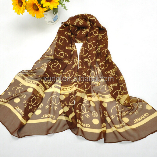 So beautiful and handmade full fashion digital print silk <strong>scarf</strong> with rose flower for women