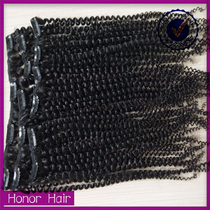 Natural shiny no chemical steam processed vip hair extension