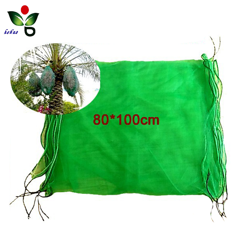small drawstring mesh bag for fruit
