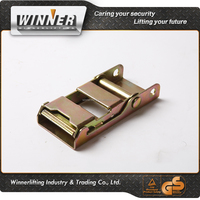 "2"" high quality golden center pin buckle"