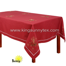 fancy seasonal tablecloths for party