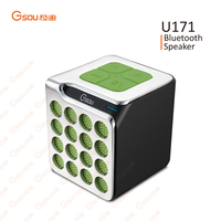 Audio bluetooth subwoofer speaker