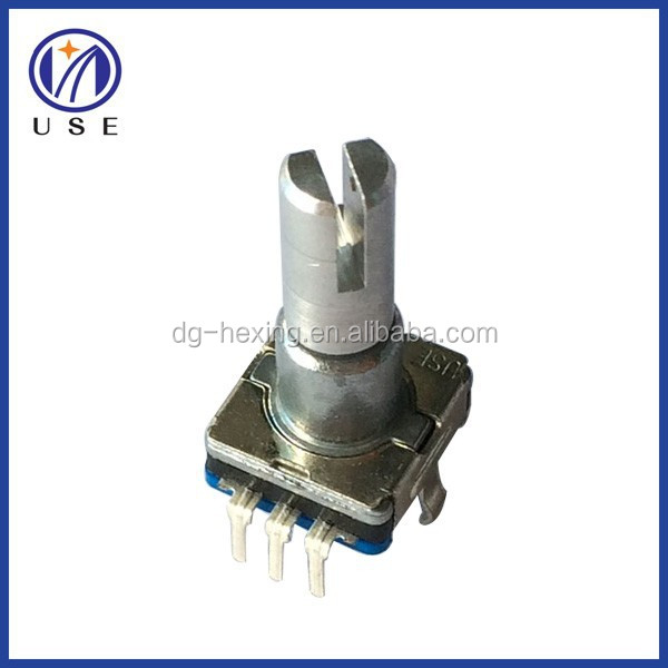 EC11 rotary encoder with metal shaft without switch