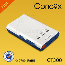 Concox Can Set 15 Phone Number Telephone in GT300 GPS Car/Personal Real-time Tracker with Call Reminder Mode