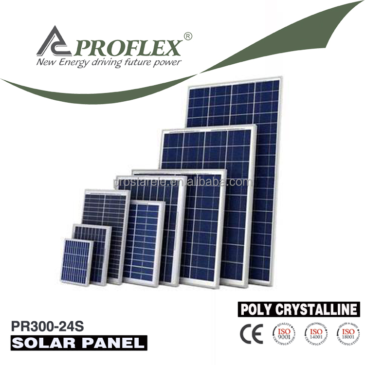 Low price transparent 300W 320W pv poly solar panel kit in india dubai