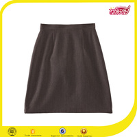 New design high quality school girl wear party skirt design sexy costume school uniform for yong girl the mini skirt