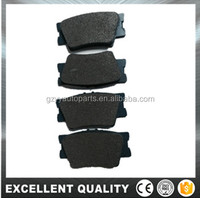 Japanese car parts toyota camry brake pads 04466-33200