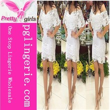 White lace print prom dresses under 200 60s clothing wrap dresses uk