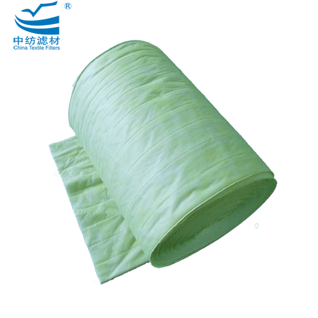 Pocket Air Conditioner Bag Filter For House