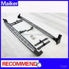 Aluminium alloy Running boards for Hyundai IX25 2014+ car Side step bar auto running board 4x4 accessories from Maike