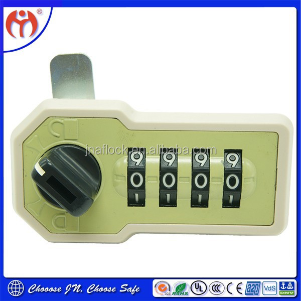 Alibaba China Supplier Mechanical Digital Combination/Code Drawer Lock For Office & Home Desk