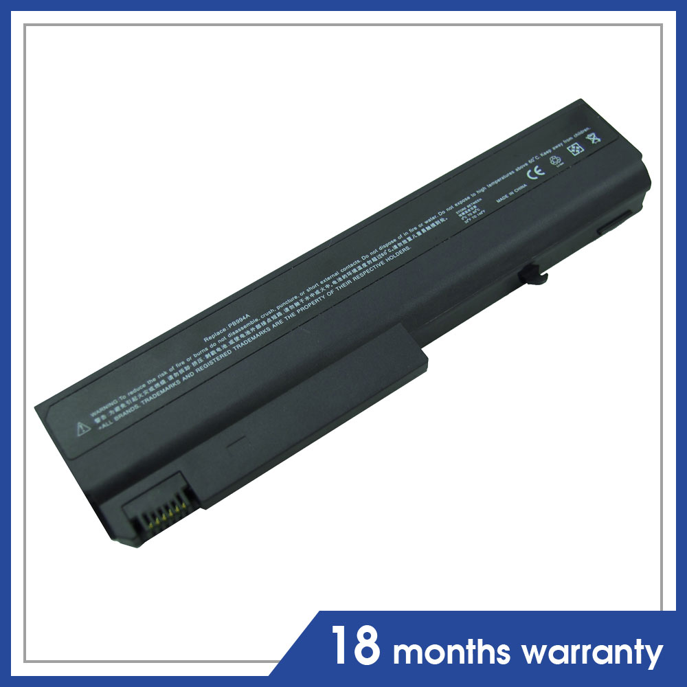 Laptop Battery for HP NC6120 NC6140 NC6200 NC6230 NC6300 NC6320 NC6400 NX5100 NX6100 NX6105 NX6110 NX6115 NX6125 NX6130