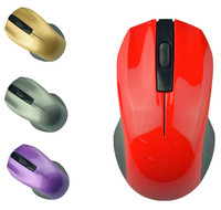 Alibaba Wholesale 3D 2.4GHz USB Optical Wireless Mouse WL-348 Supporting Professional OEM/ODM Service