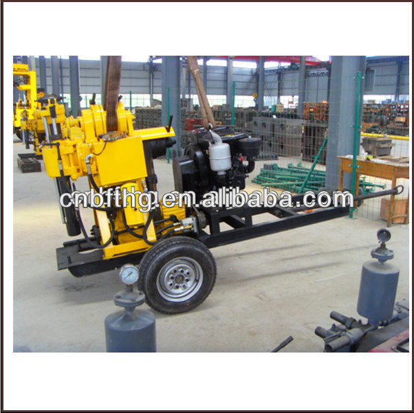 2013 Low price geothermal/well /exploration earth drilling rig MT-130Y