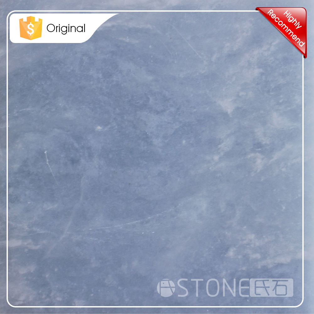 Ice Blue Onyx Polished Marble Wall Tile