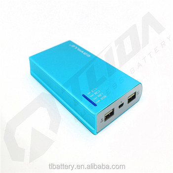Most Popular GVE120A Power Bank multi color power bank with high quality 12000mah