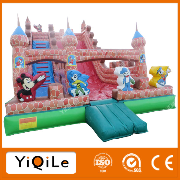 New arrival inflatable bounce fantastic jump inflatable kid pvc inflatable manufacturer