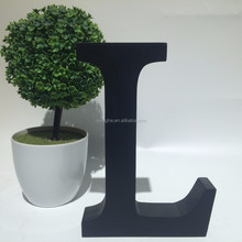 new design wooden 3D letters for home decoration